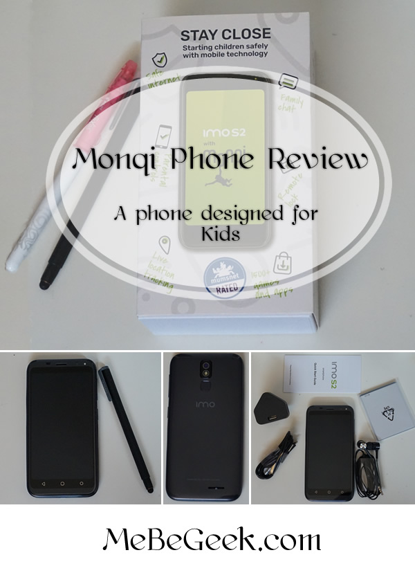 Monqi Phone Review Pinterest Image