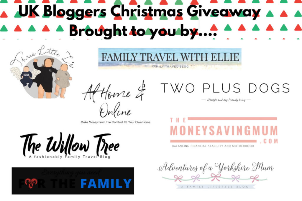 UK Blogger Xmas Giveaway 8